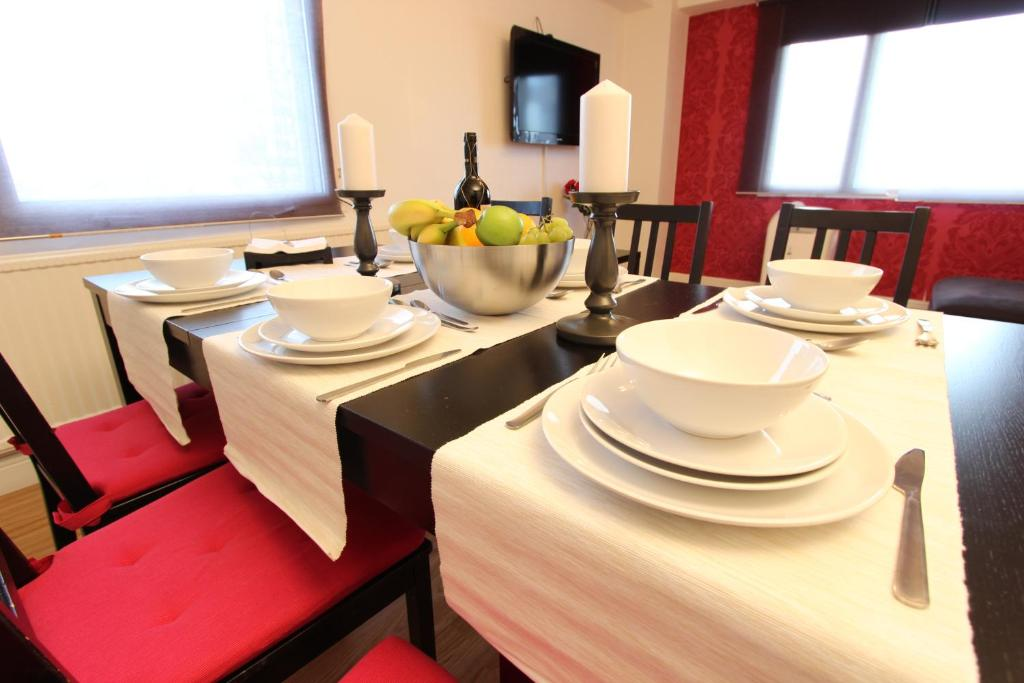 Central Stay Apartments in London, Greater London, England