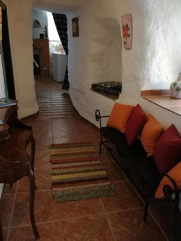 Vakantiehuis Cueva Peralta (Spanje Cortes de Baza) - Booking.com