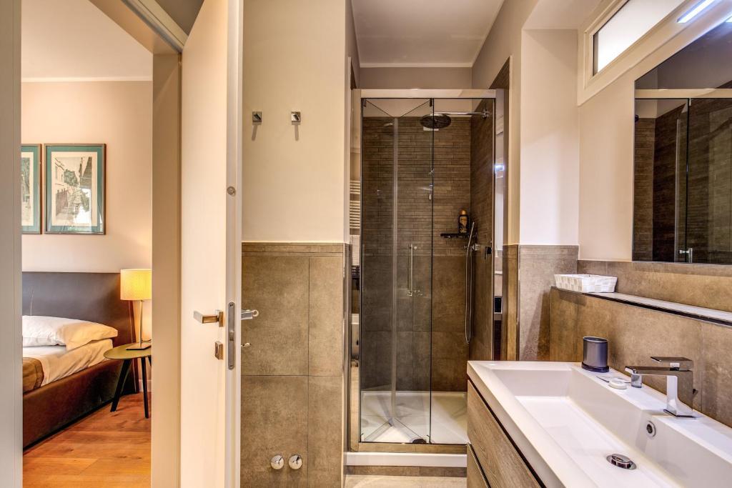 The Dome 3 bedroom apartment en suite (Italien Rom ...