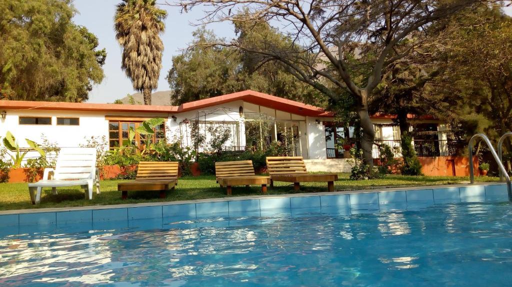 Hostal o pensión Casa Campo - Isabel Quinteros (Perú ...