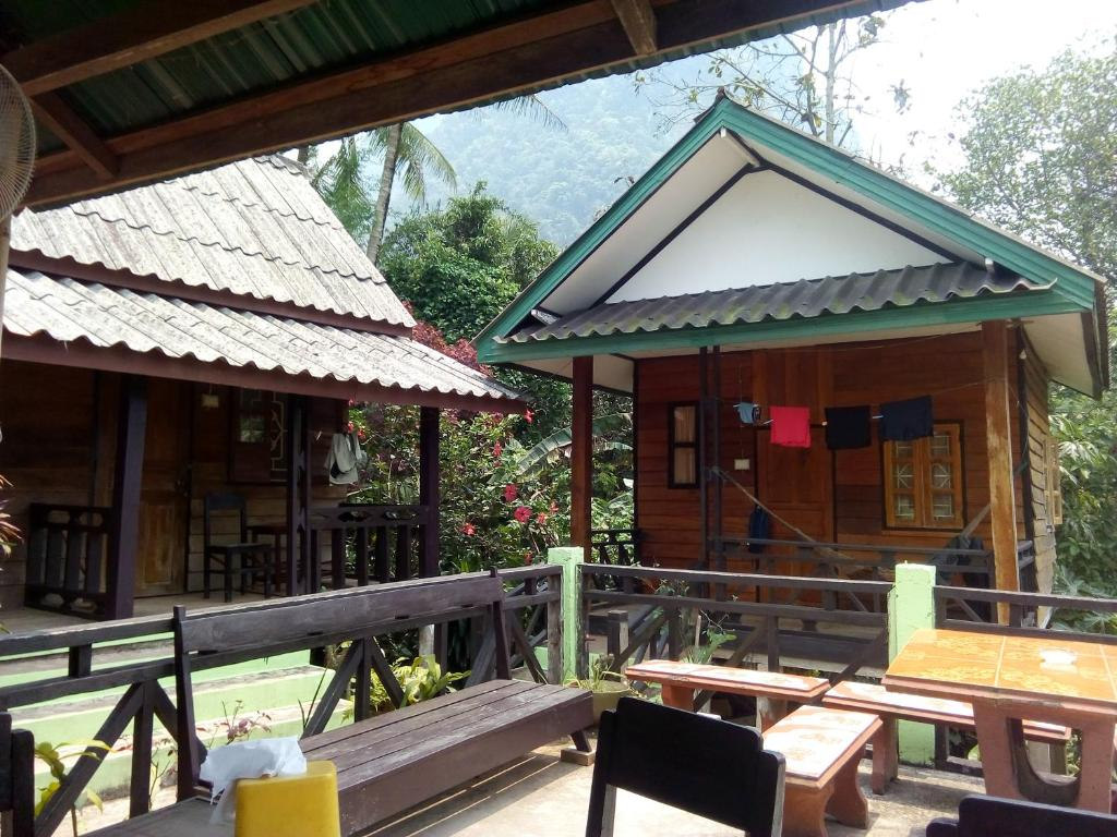 SuanPhao Guesthouse