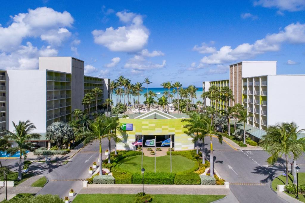 Aruba All Inclusive >> All Inclusive Holiday Inn Aruba Eagle Beach Aruba
