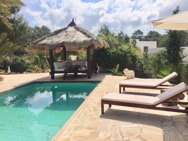 Villa Casa Bamboo II (Spanje Cala Tarida) - Booking.com