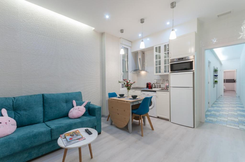 Appartement Puerta del Sol II (Spanje Madrid) - Booking.com