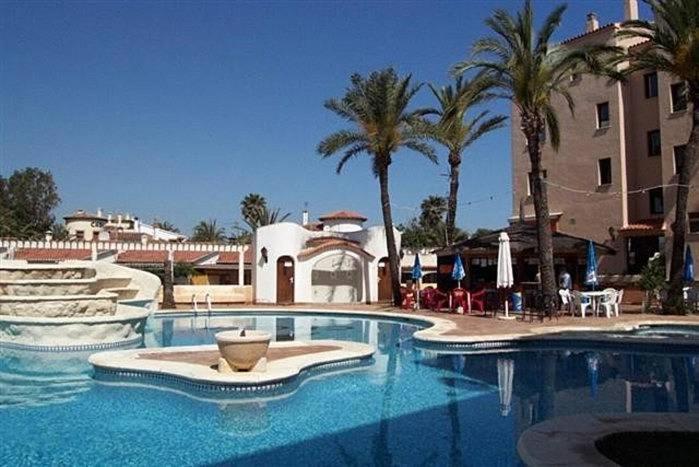 Departamento Estudio Alfil (España Dénia) - Booking.com