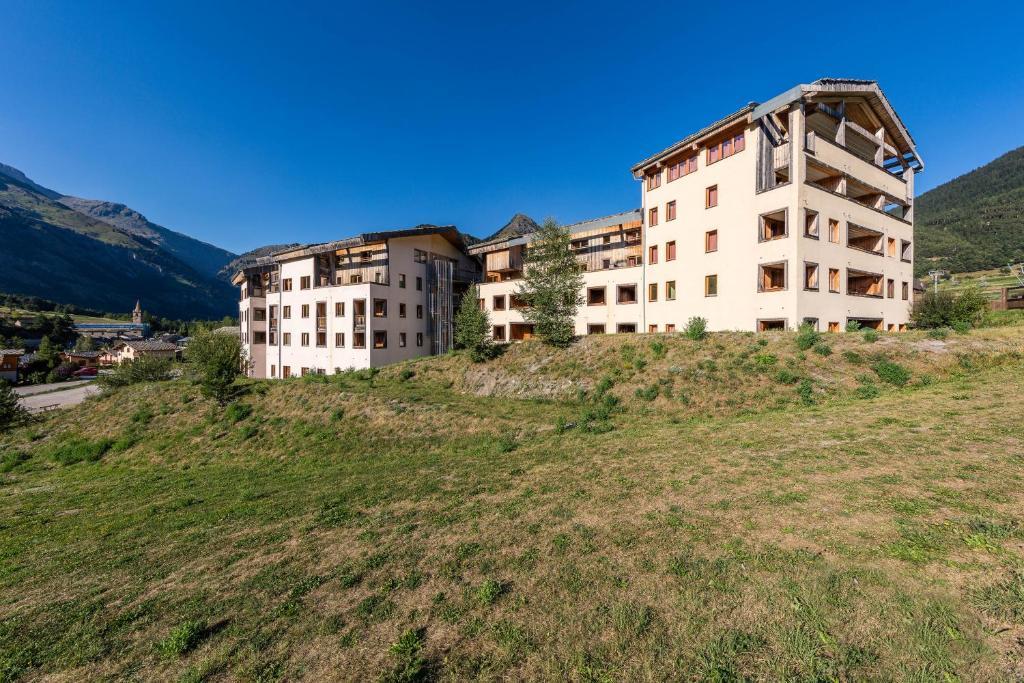 Edifici on està situat l'aparthotel