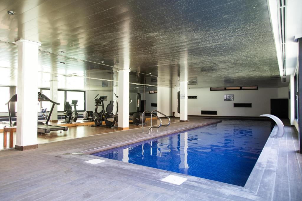 Apartment with INDOOR pool, Jávea – Updated 2019 Prices