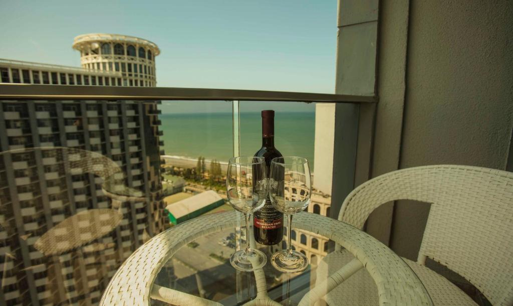 Напитки в Panorama Batumi Apartments