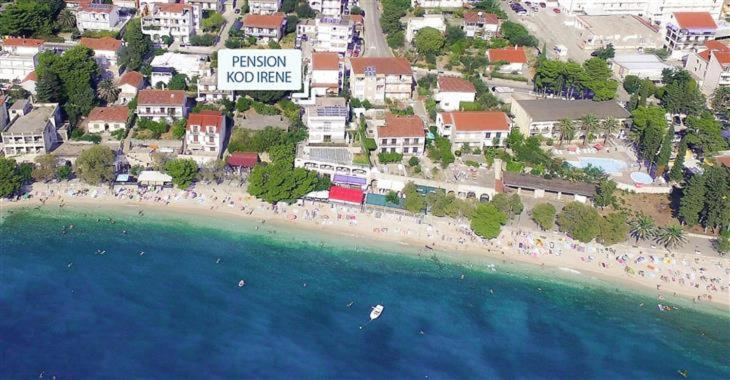 A bird's-eye view of Guesthouse Pension Kod Irene