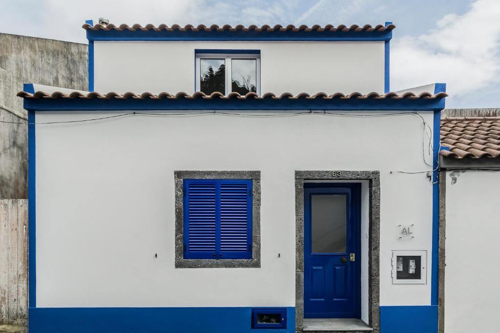 Vacation Home Casa Azul da Beija, Furnas, Portugal - Booking.com