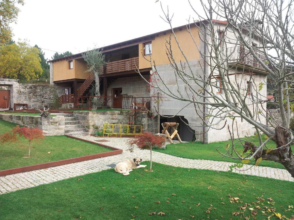 Casa de Campo Casa da Feira (Espanha Lobios) - Booking.com