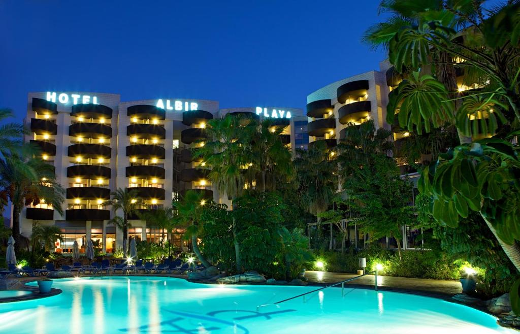 Albir Playa Hotel Spa Spain Booking Com