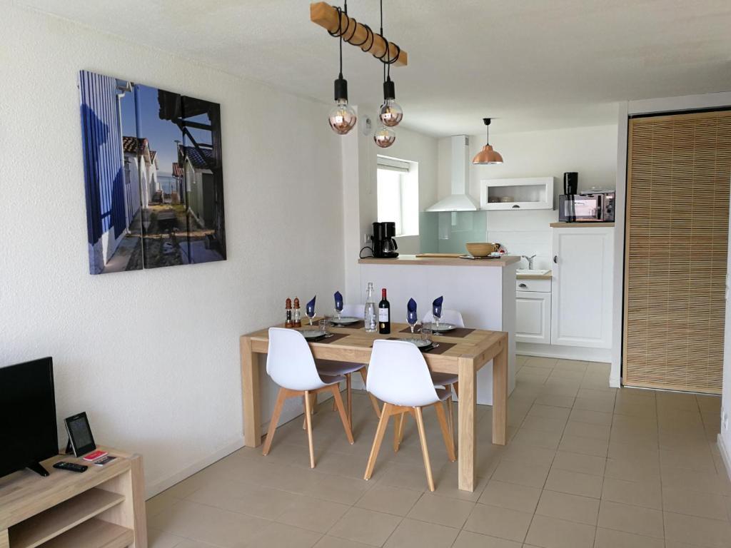 Apartment Appt Bella Vita Andernos Les Bains Au Cœur Du Bassin