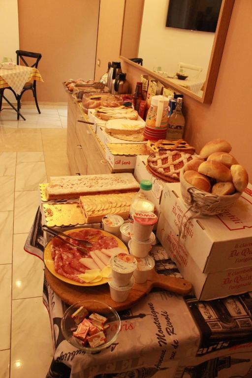 Bed And Breakfast Terrazza Partenopea Naples Italy