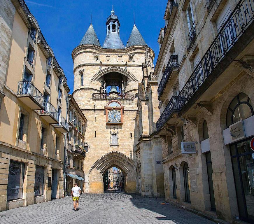 lavoro che risale Bordeaux Victoire paura di uscire di nuovo