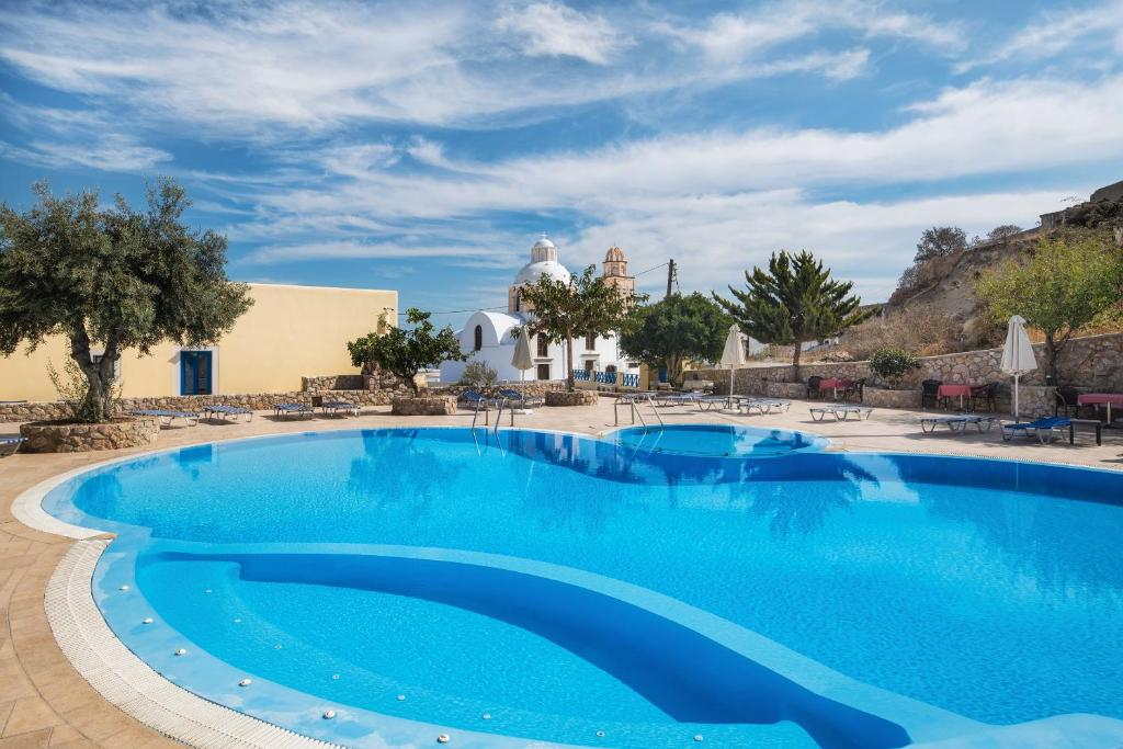 The swimming pool at or near Anatoli Hotel