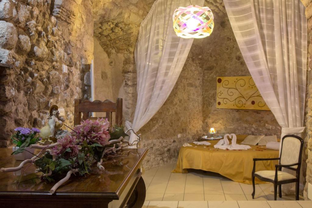 Ristorante o altro punto ristoro di Donnaciccina Accomodation