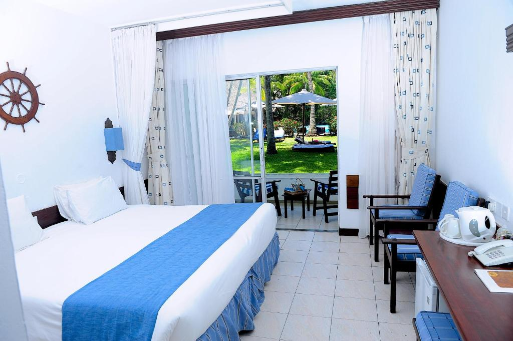 Voyager Beach Resort Mombasa Kenya