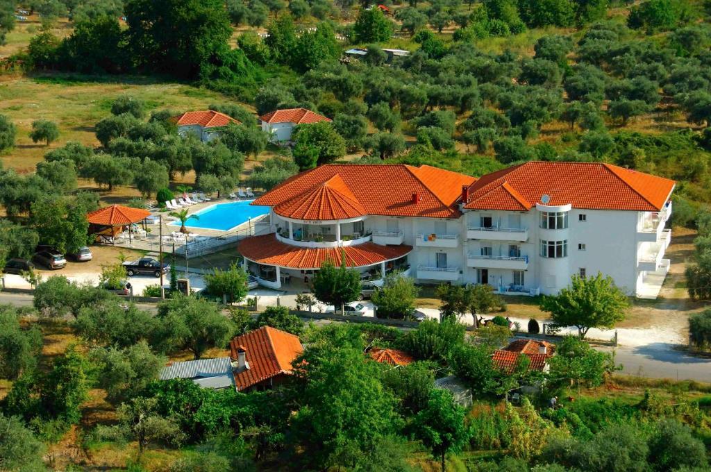 Остров Тасос - Хотелско сместување