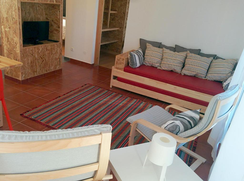 Chalet de montaña Casas das Amoreiras (Portugal Aldeia do ...