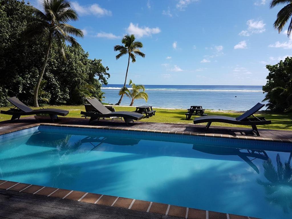 Villa Sunset Quay Rarotonga Cook Islands Booking Com