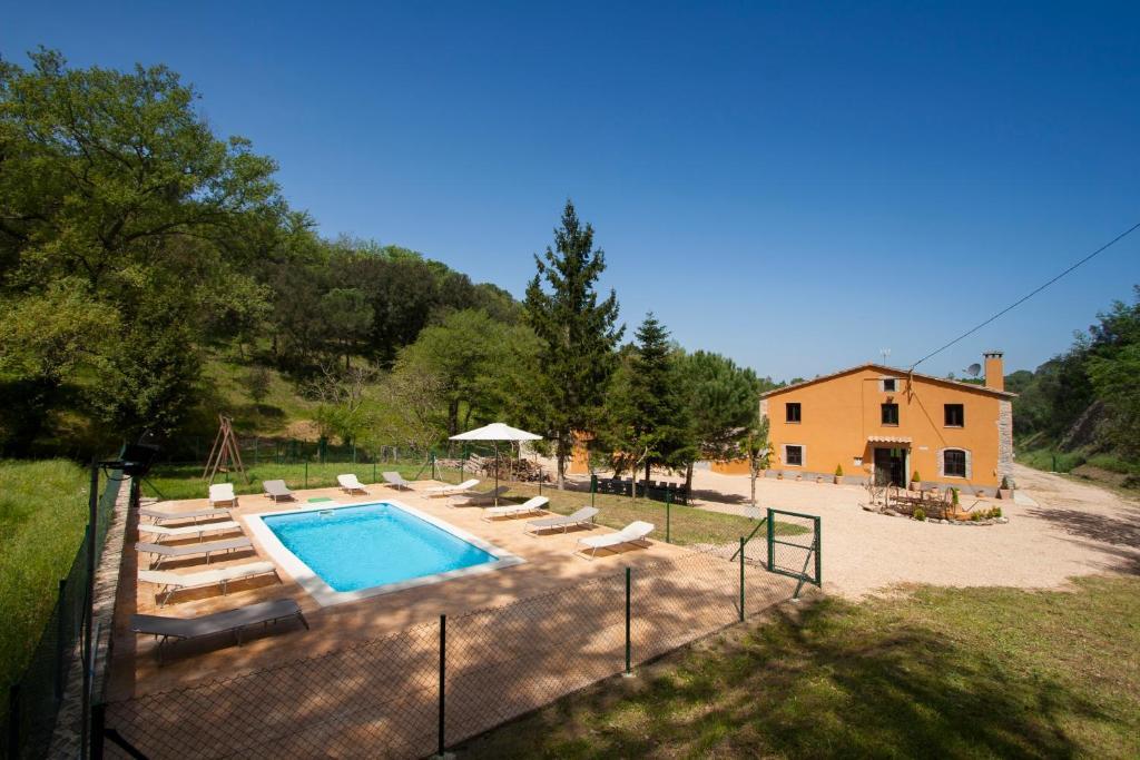Casa de campo Can Dalemus (España Maçanet de la Selva ...