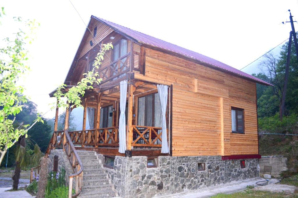 Guest House Mtirala National Park