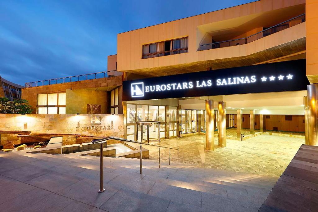 Villas Eurostars Las Salinas, Caleta De Fuste, Spain ...
