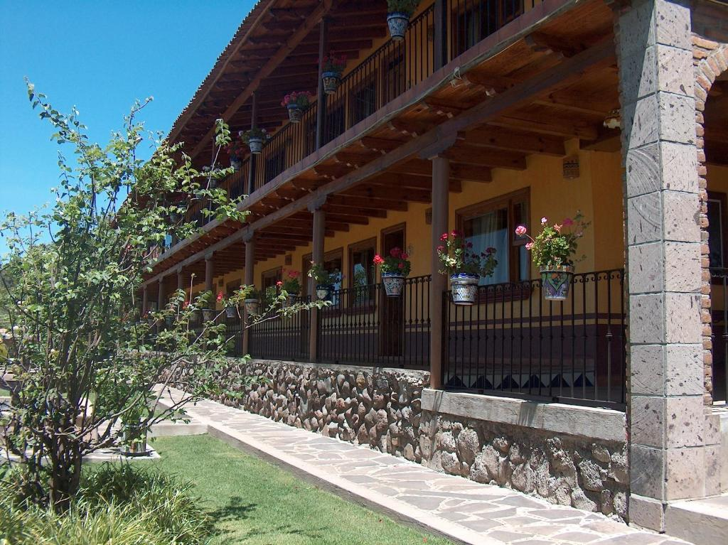 Hotel Huerta Real Mazamitla Mexico Booking Com