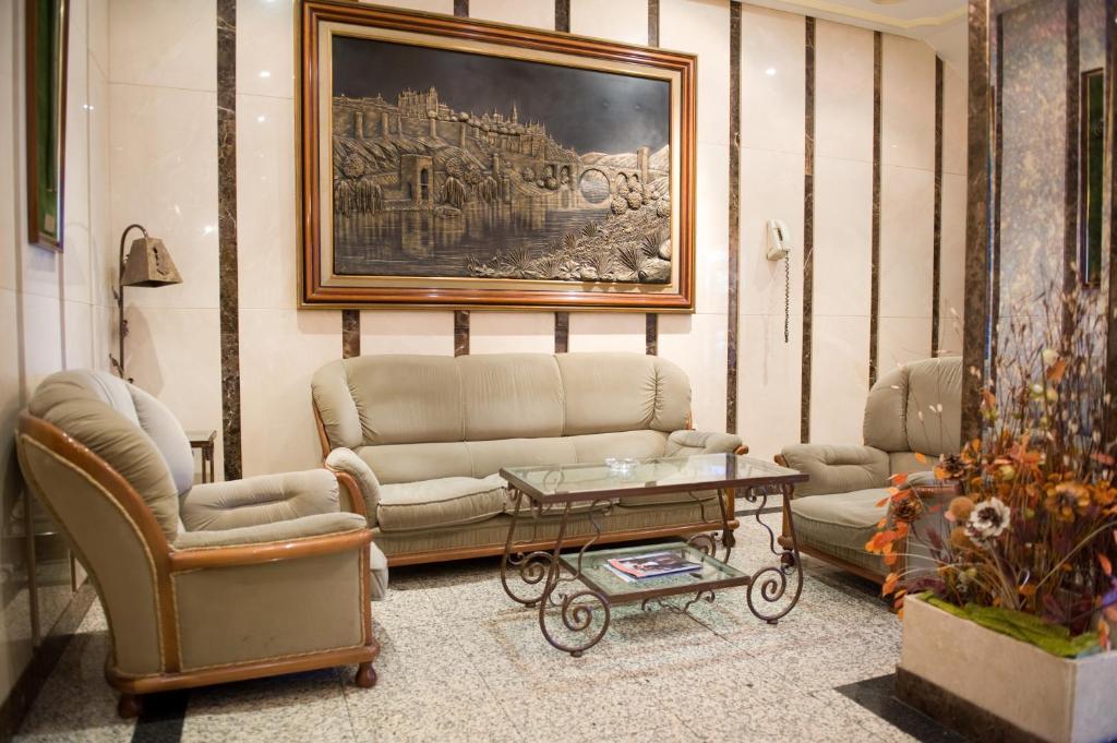 Hotel La Maruxiña, La Alameda de la Sagra (con fotos y ...