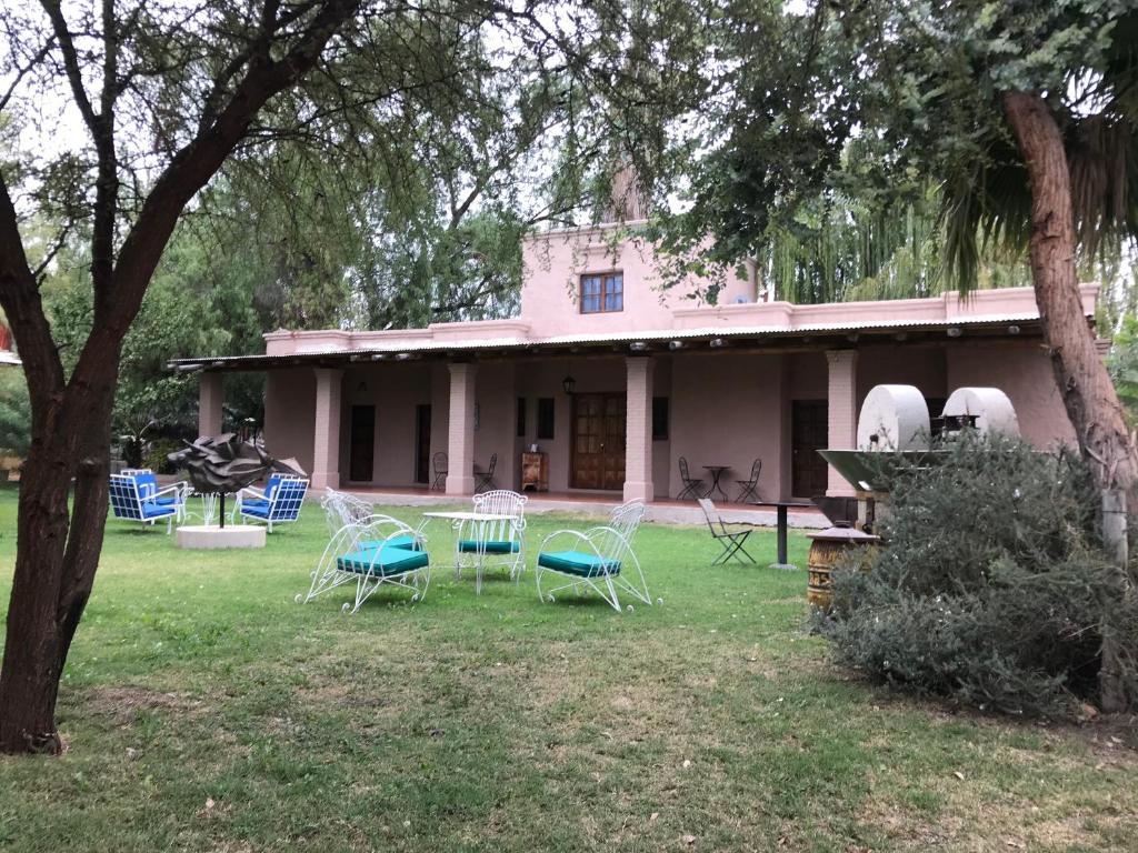 Casa de campo Molino la Tebaida (Argentina San Martín ...