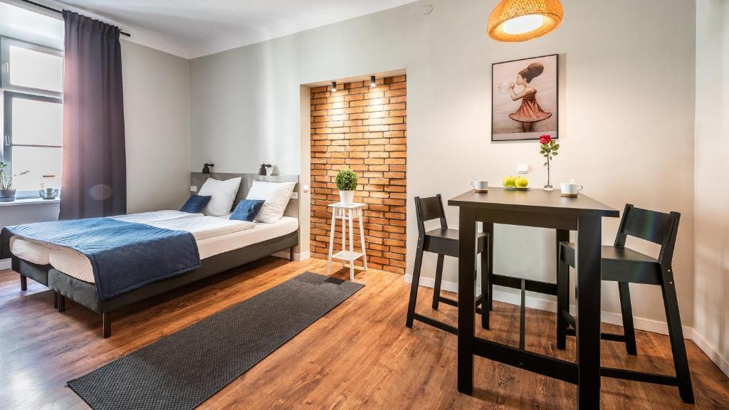 A room at Flaminio Smart Sleep