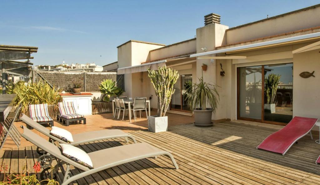 Apartamento Atico Los Condes - Sitges (España Sitges ...