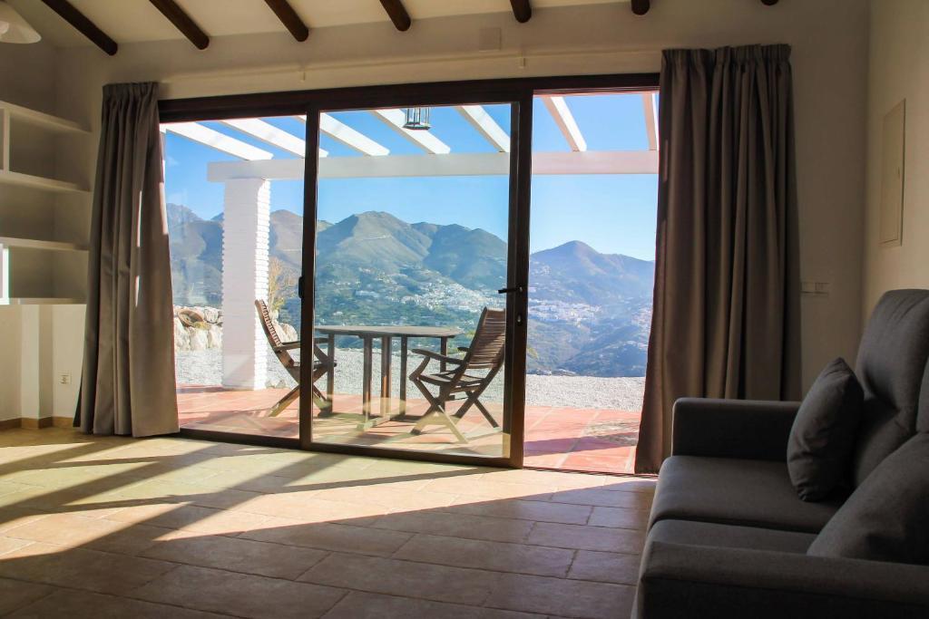Casa de vacaciones Bellas Vistas Archez (España Árchez ...