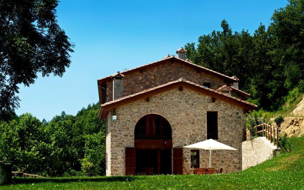 Casa de campo Mas Serrat de la Teia (España Sant Joan de les ...