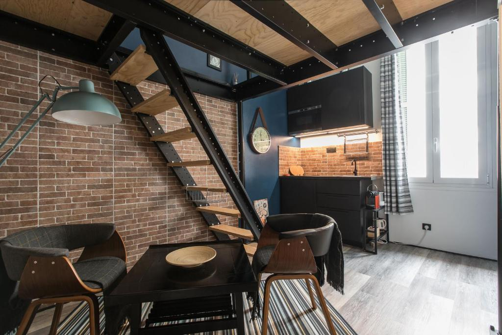 Ferienwohnung Mezzanine Studio near Monaco (Frankreich ...
