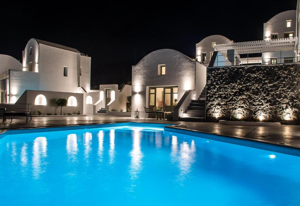 CAPE 9 Villas & Suites (Grecia Akrotiri) - Booking.com