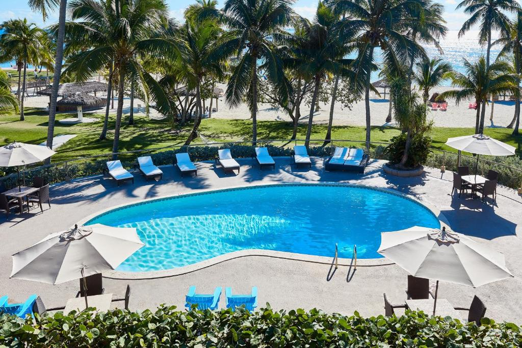 A view of the pool at Abaco Beach Resort & Boat Harbour or nearby