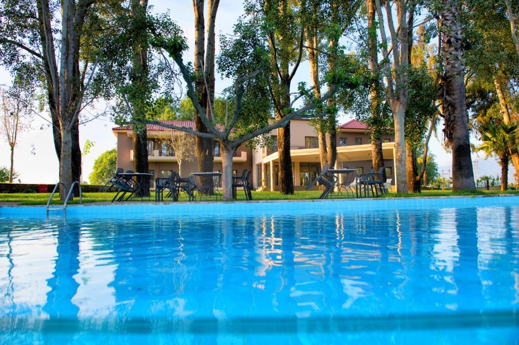 The swimming pool at or near Corali Resort