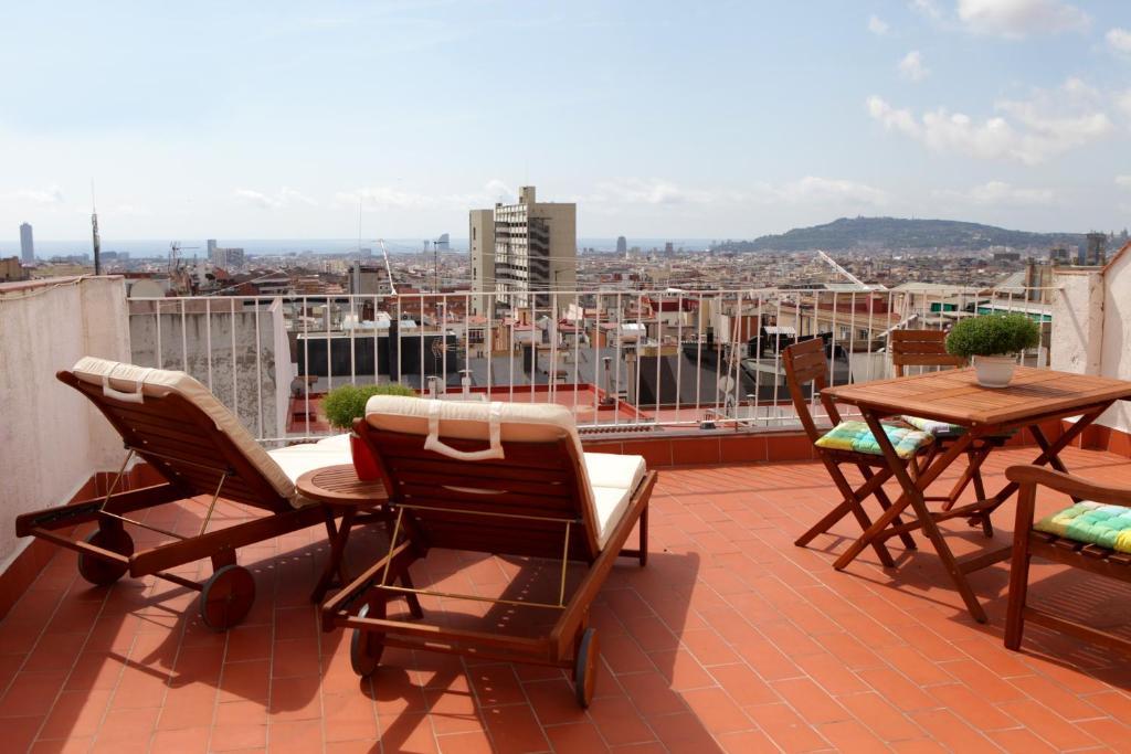 Friendly Rentals Gaudi Attic Barcelone Tarifs 2020