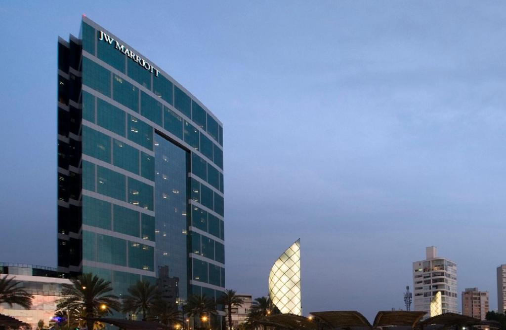 Booking.com: JW Marriott Hotel Lima , Lima, Perú - 747 ...