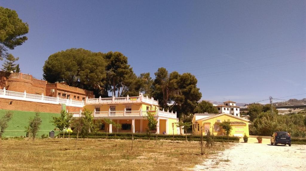 Casa Rural El Valle (España Mezquitilla) - Booking.com
