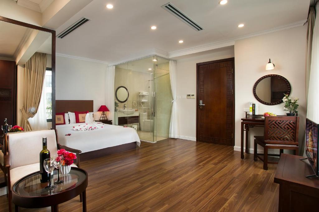 Suite Honeymoon Nhìn ra Thành phố