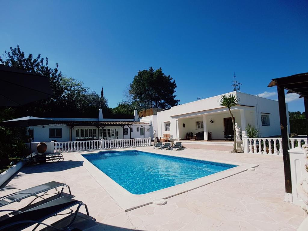 Villa Isabelle, Ibiza Town, Spain - Booking.com