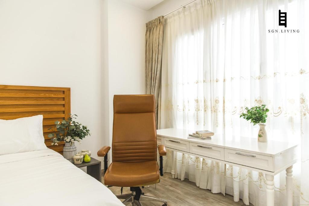 SGN Living_Artist Apartment