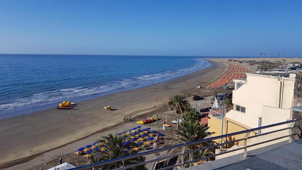 Apt. Flor 2 Playa Ingles wifi free., Playa del Inglés ...