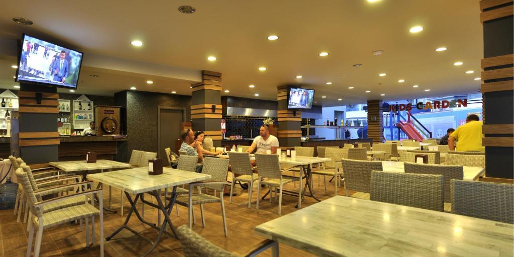 Ресторан / где поесть в Oba Star Hotel - Ultra All Inclusive