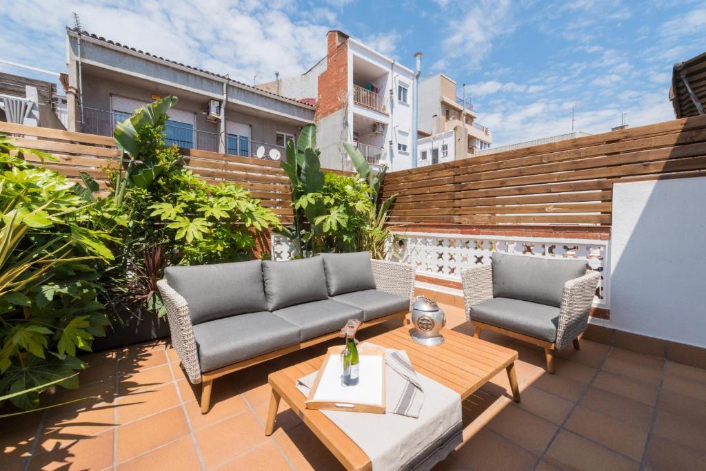 Departamento Petit Luxe Dúplex (España Terrassa) - Booking.com