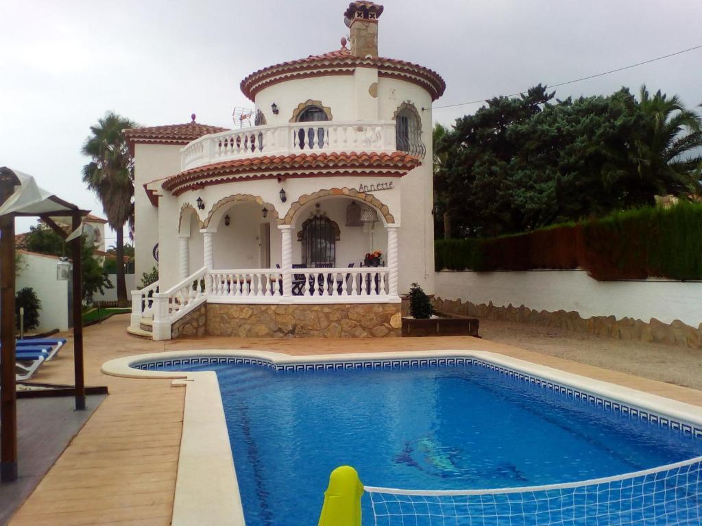 Torre con piscina privada, Tarragona (con fotos y opiniones ...