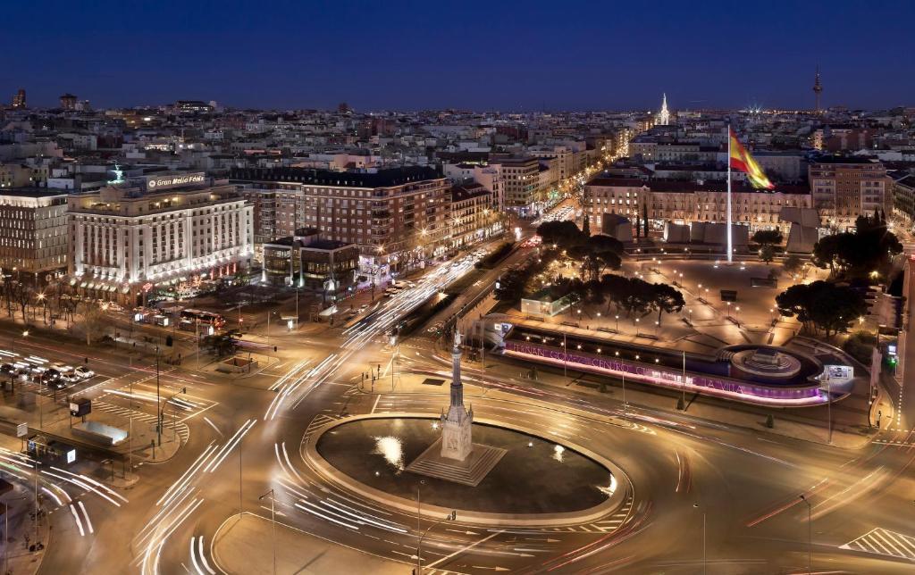 Hotel Gran Meliá Fénix (Spanje Madrid) - Booking.com